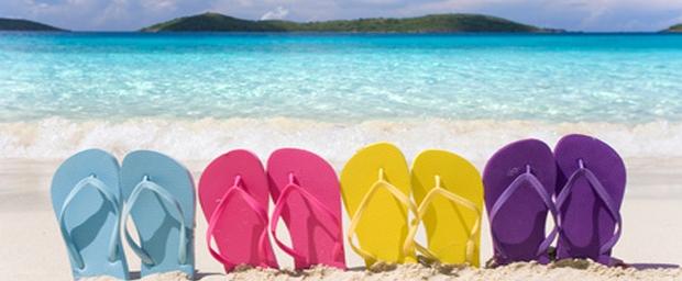 Flip-Flops: schick und schädlich?