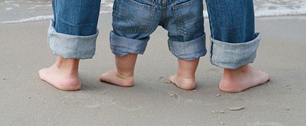 Fußfehlstellungen im Kindesalter vermeiden