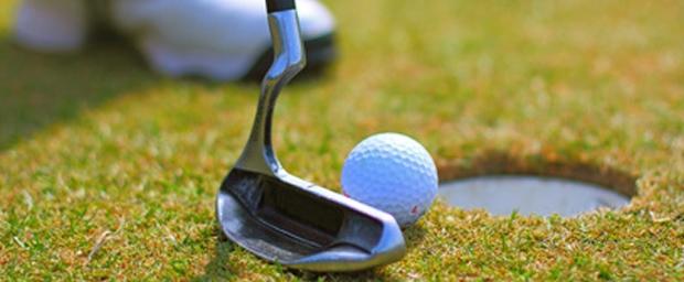 Mit Golf den Rücken stärken
